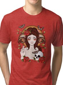 Pagan Goddess Tri-blend T-Shirt