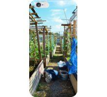 Community Garden iPhone Case/Skin