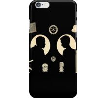 Cool Cool Cool. iPhone Case/Skin