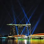 Marina Bay Sands - Singapore by Leone