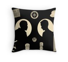 Cool Cool Cool. Throw Pillow