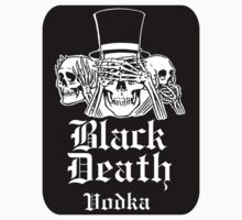 BLACK DEATH VODKA by markbailey74