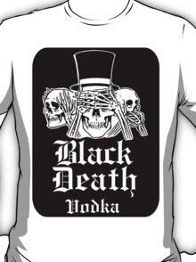 BLACK DEATH VODKA T-Shirt