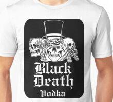 BLACK DEATH VODKA Unisex T-Shirt