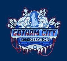 Gotham Refrigeration by amandaflagg