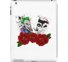 Joker X Harley Quinn iPad Case/Skin