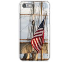 RED, WHITE, & BLUE iPhone Case/Skin