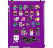 Minecraft Sprites iPad Case/Skin
