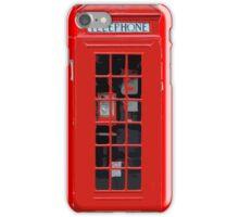 Phonebox iPhone Case/Skin