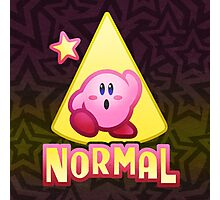 Kirby Normal Photographic Print