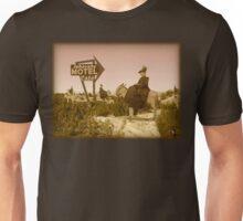 NO ONE WALKS IN HEAVEN Unisex T-Shirt