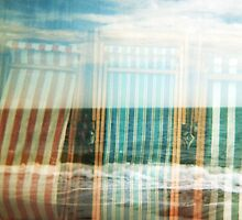 I do like to be beside the seaside (holga) by redcow
