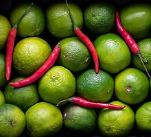 Hot Limes by Anita Harris
