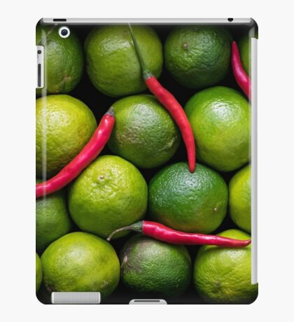 Hot Limes iPad Case/Skin