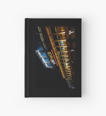 NY Home of Baseball Fever Hardcover Journal
