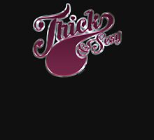 Thick & Sexy - Metallic Style Womens Fitted T-Shirt