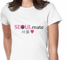 South Korea - Seoulmate Womens Fitted T-Shirt