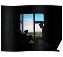 Window to Beaujolais Poster