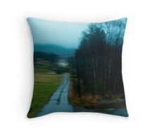 Forlatt øyeblikk #17 Throw Pillow