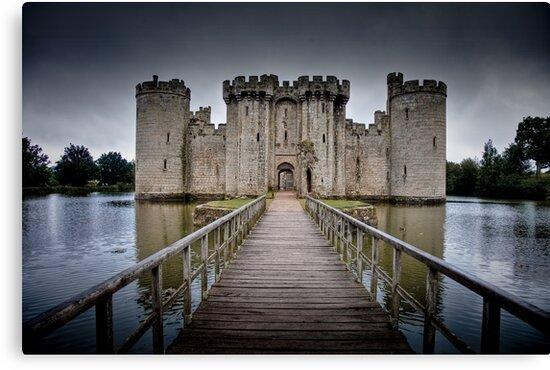 Bodiam Castle by Paul Rowson