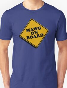 Mawg on Board T-Shirt