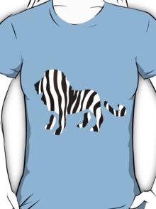 Zebra Lion: Wild Mash-Up T-Shirt