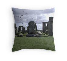 Stonehenge, England Throw Pillow