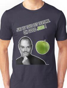 Jobs TeaTime Unisex T-Shirt