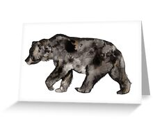Grizzly Situation Greeting Card