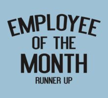 Employee Of The Month Runner Up by AmazingVision