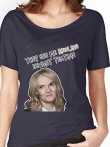 Rowling TeaTime Women's Relaxed Fit T-Shirt