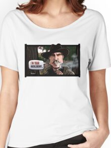I'm Your Huckleberry (Tombstone) Women's Relaxed Fit T-Shirt