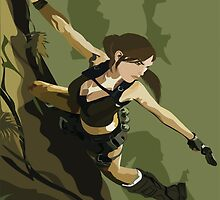 Lara Croft Underworld by katienicol3