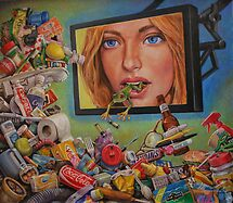 Talking Trash by HDPotwin