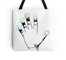 Rational Identity Tote Bag