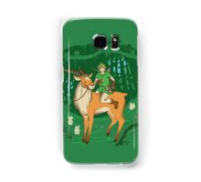 Legend of the Lost Woods Samsung Galaxy Case/Skin