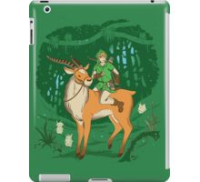 Legend of the Lost Woods iPad Case/Skin
