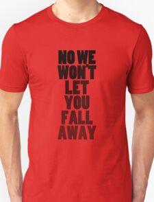 Fall Away (black) T-Shirt