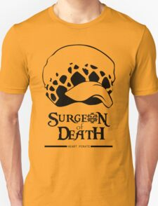 Heart Pirate Surgeon Of Death One Piece Anime T-Shirt