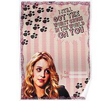 My Teenwolfed Valentine [I Still Got The Worst Crush On You] Poster