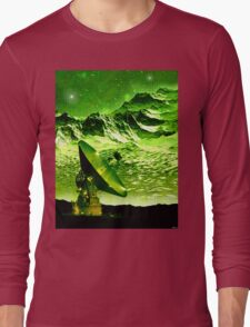 Signal From Space Long Sleeve T-Shirt