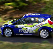 Rally of France 2010 Kuipers D. by Frederic Chastagnol