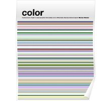 Color Poster