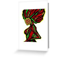 TRIBE CALLED QUEST ATCQ LOW THEORY MARAUDERS Greeting Card