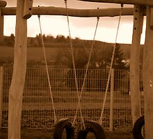 Playground in Autumn by vbk70