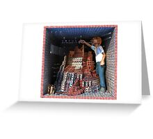 Ecce Homo 100 - BABEL Greeting Card