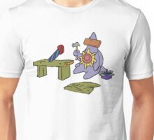Starmie hurt itself in confusion! Unisex T-Shirt