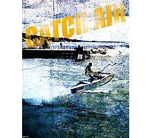 Catch Air Photographic Print