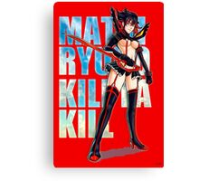 Mako Kill la Kill Canvas Print