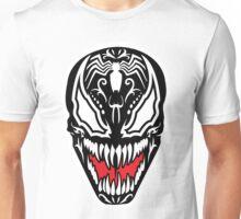 Venom Sugar Skull Unisex T-Shirt